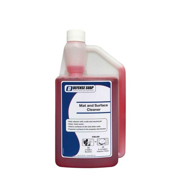 Mat and Surface Cleaner