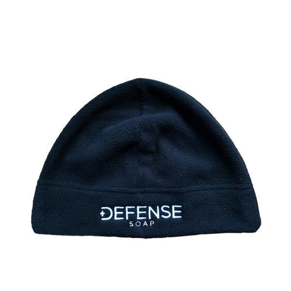 Defense Soap fleece beanie