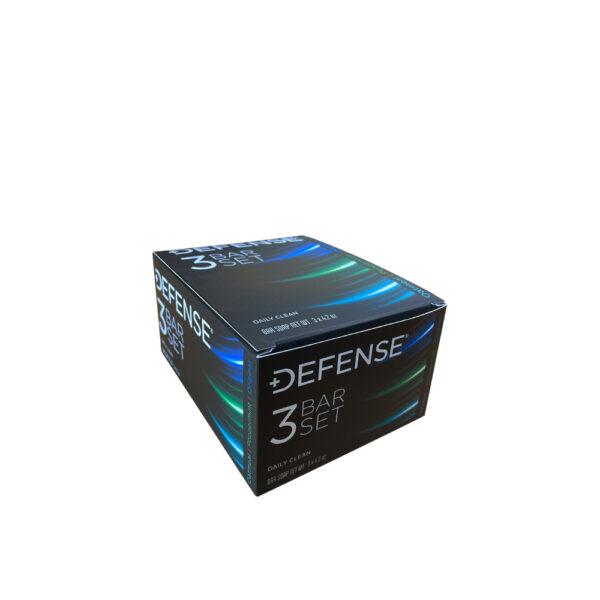 3 Bar Soap Set Defense Soap